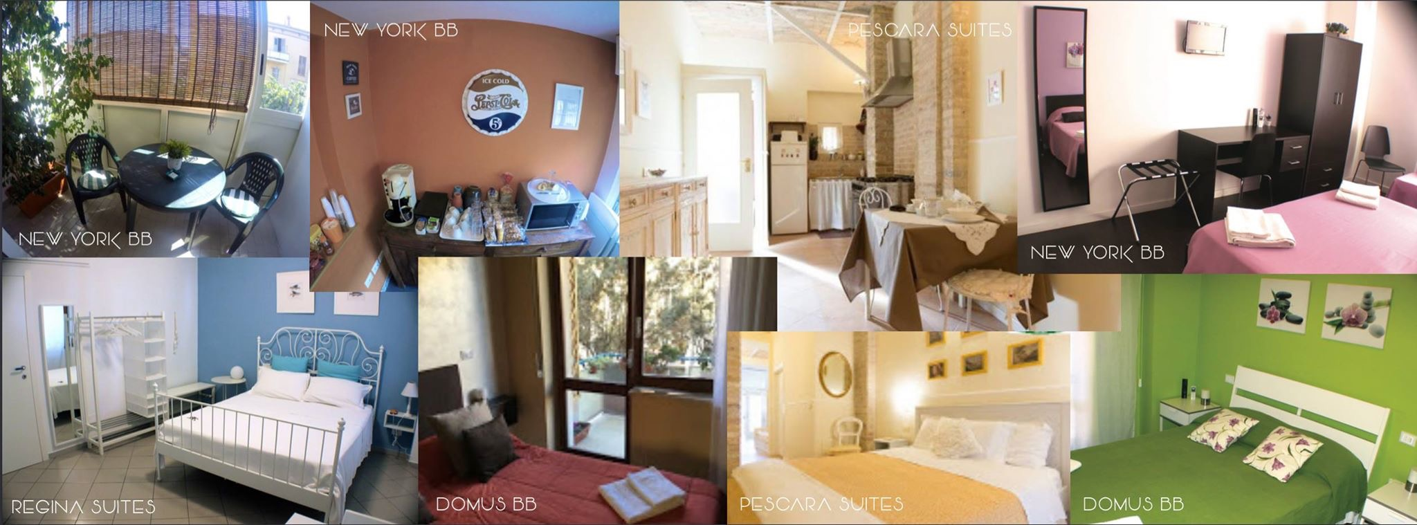 Pescara Bed and Breakfast
